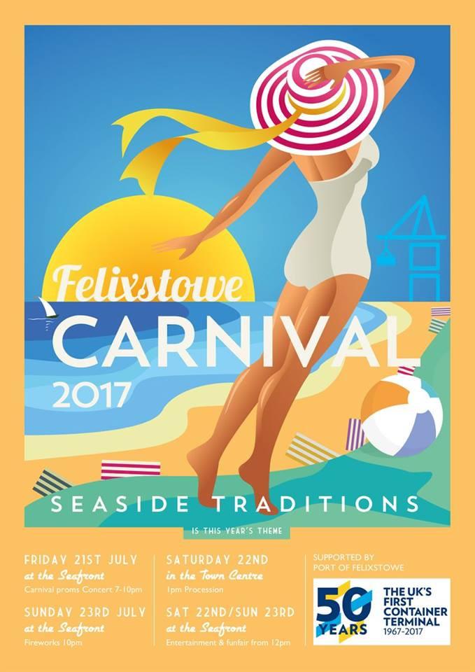 carnival felixstowe town council