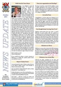 Newsletter Oct