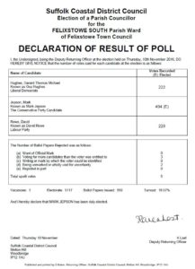 south-ward-election-results